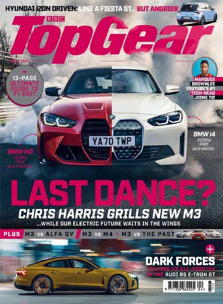 BBC Top Gear UK – April 2021