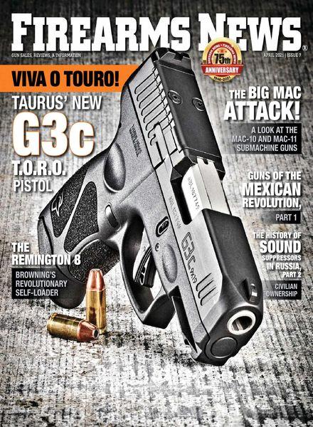 Firearms News – 01 April 2021
