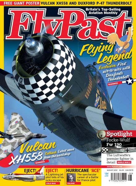 FlyPast – August 2012