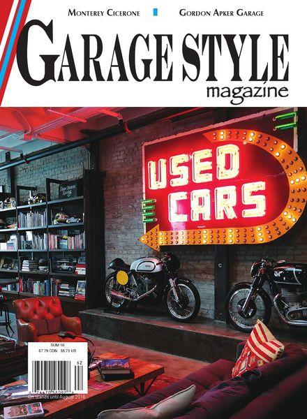 Garage Style – Issue 33 – 13 June 2016