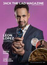 Jack The Lad Magazine – Issue 23 – Autumn-Winter 2020