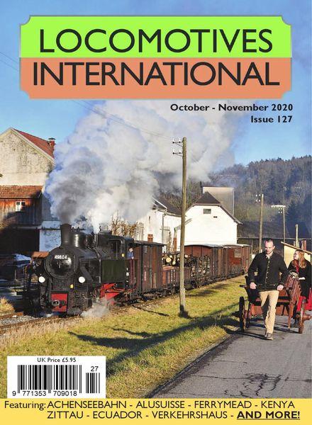 Locomotives International – Issue 127 – October-November 2020