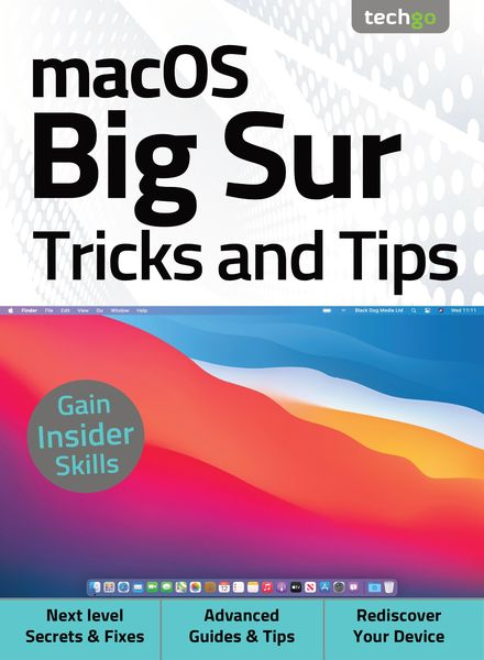 macOS Big Sur For Beginners – 30 March 2021