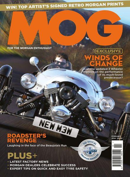 MOG Magazine – Issue 23 – February 2014