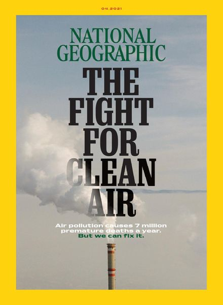 National Geographic USA – April 2021