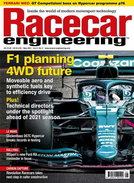 Racecar Engineering – May 2021