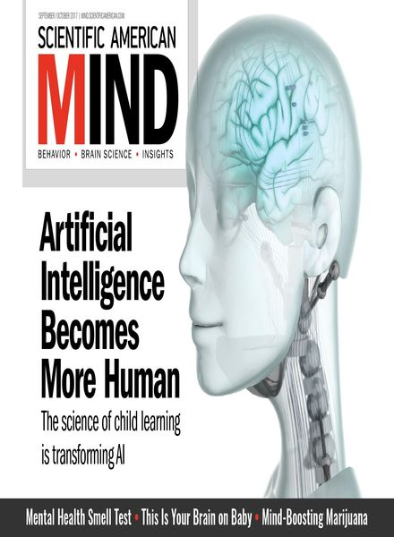 Scientific American Mind – September – October 2017 Tablet Edition