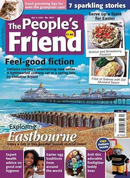The People's Friend – April 03, 2021