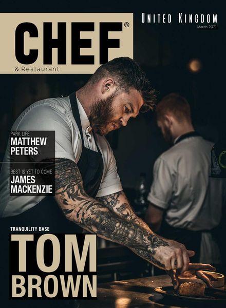 Chef & Restaurant UK – March 2021