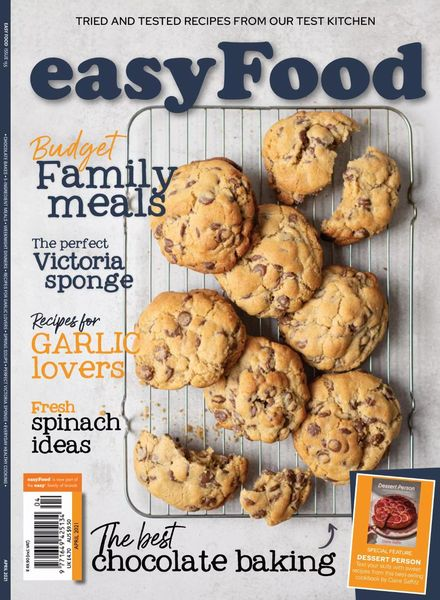 Easy Food Ireland – April 2021
