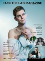 Jack The Lad Magazine – Issue 21 – Spring-Summer 2020