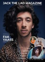 Jack The Lad Magazine – Issue 22 – Summer-Autumn 2020
