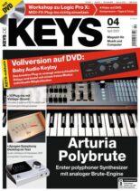 Keys – April 2021