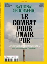National Geographic France – Avril 2021