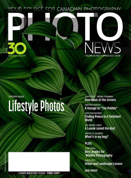 Photo News – Spring 2021