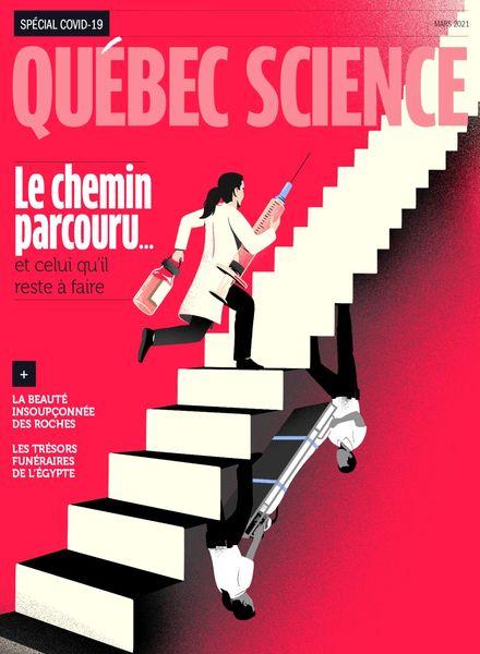Quebec Science – Mars 2021