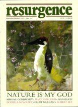 Resurgence & Ecologist – Resurgence, 184 – Sepember – October 1997