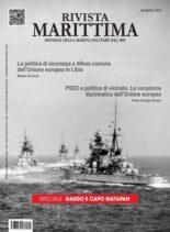 Rivista Marittima – Marzo 2021