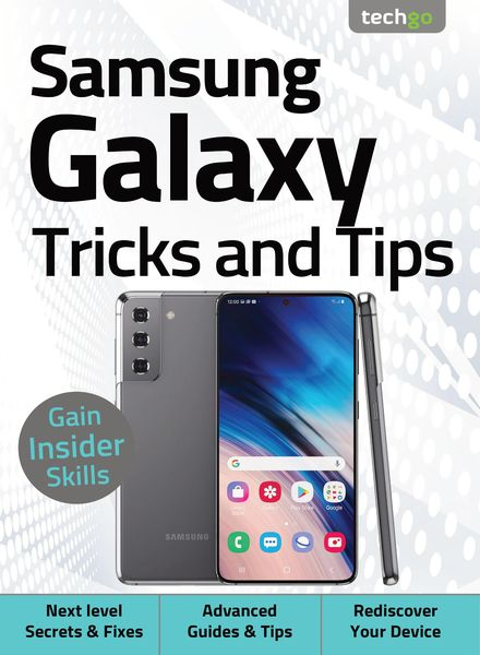 Samsung Galaxy For Beginners – March 2021