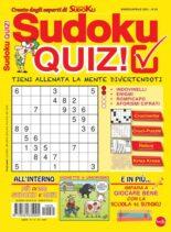 Sudoku Quiz – marzo 2021