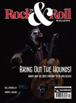 UK Rock & Roll Magazine – April 2021