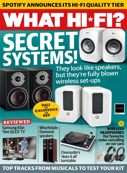 What Hi-Fi UK – May 2021