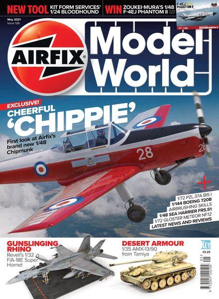 Airfix Model World – May 2021