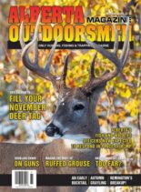 Alberta Outdoorsmen – Volume 22 Issue 7 – November 2020