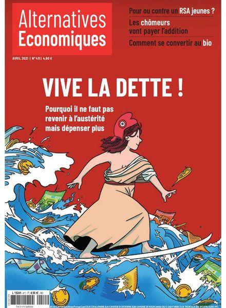 Alternatives economiques – Avril 2021