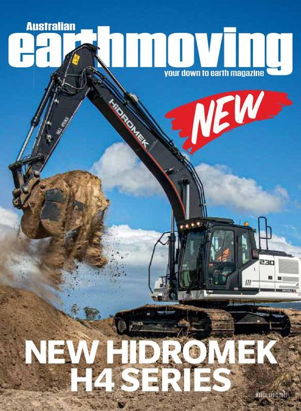 Australian Earthmoving – May 2021