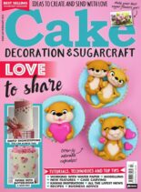 Cake Decoration & Sugarcraft – Issue 269 – February 2021