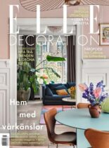 Elle Decoration Sweden – April 2021