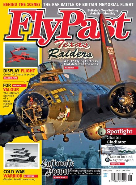 FlyPast – April 2012