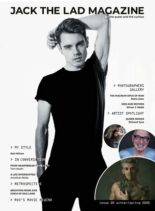 Jack The Lad Magazine – Issue 20 – Winter-Spring 2020