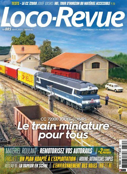 Loco-Revue – avril 2021