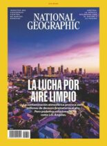 National Geographic en Espanol Mexico – abril 2021