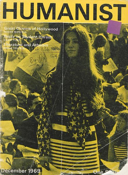 New Humanist – The Humanist, December 1969