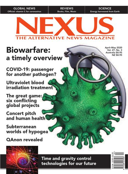 Nexus Magazine – April-May 2021