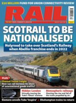 Rail – March 28, 2021