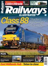 Railways Illustrated – March 2018