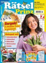Ratsel-Prinz – 31 Marz 2021