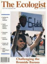 Resurgence & Ecologist – Ecologist, Vol 27 N 3 – May-June 1997