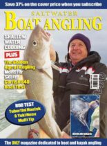 Saltwater Boat Angling – Issue 43 – January-February 2020