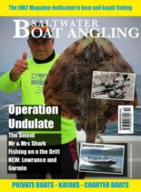 Saltwater Boat Angling – Issue 48 – Winter 2020