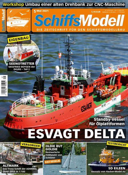 SchiffsModell – Mai 2021
