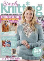 Simply Knitting – May 2021
