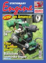 Stationary Engine – Issue 472 – July 2013