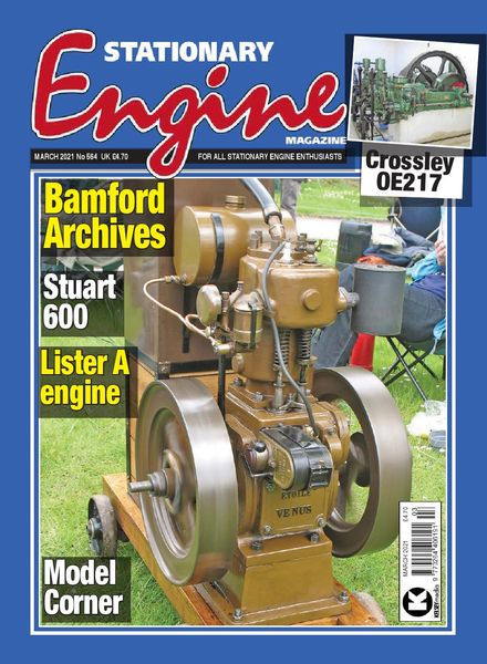 Stationary Engine – Issue 564 – March 2021