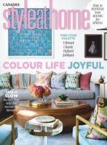 Style at Home Canada – April 2021