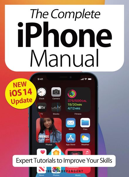 The Complete iPhone iOS 13 Manual – April 2021